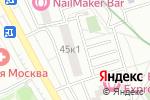 Схема проезда до компании Управа района Орехово-Борисово Северное в Москве