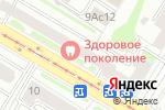 Схема проезда до компании Магазин цветов на Красноказарменной в Москве