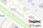 Схема проезда до компании Доктор Лука в Москве