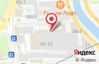 Схема проезда до компании Прибор в Москве