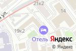 Схема проезда до компании Ramlend в Москве