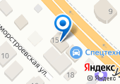 Стартер-Юг Новороссийск на карте