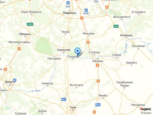 деревня Зиброво на карте