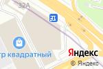 Схема проезда до компании Техассистанс в Москве
