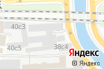Схема проезда до компании Атрис-М в Москве