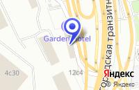 Схема проезда до компании КОННО-СПОРТИВНАЯ ШКОЛА МАТАДОР в Москве