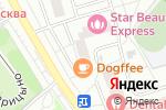 Схема проезда до компании Центр социального туризма и лечебно оздоровительной реабилитации населения в Москве