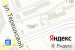 Схема проезда до компании Магазин профессиональной косметики для волос в Донецке