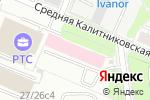 Схема проезда до компании Научно-практический центр медицинской радиологии Департамента здравоохранения г. Москвы в Москве