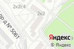 Схема проезда до компании Kingguru в Москве