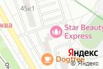 Схема проезда до компании Семейный психолог Елена Громова в Москве