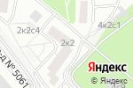 Схема проезда до компании МосПромТара в Москве