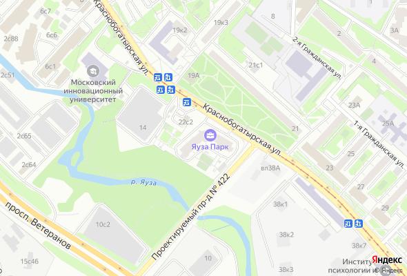 продажа квартир Яуза Парк