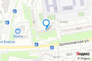 Сдается однокомнатная квартира в Москве Шипиловская ул., 3