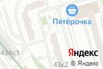Схема проезда до компании RosHunter в Москве