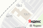 Схема проезда до компании Ok-ey.ru в Москве