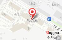 Схема проезда до компании БМ-Принт в Москве