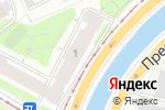 Схема проезда до компании СДО Строй в Москве