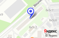 Схема проезда до компании ПРОИЗВОДСТВЕННАЯ ФИРМА МЕГА-ДИЗАЙН в Москве