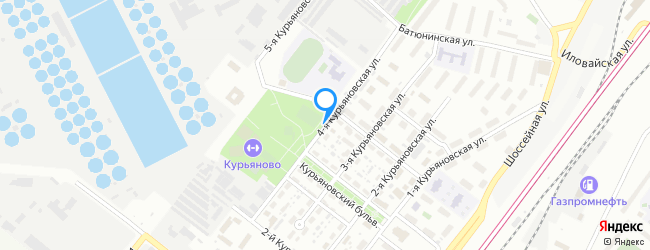 улица Курьяновская 4-я