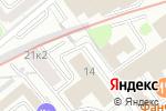 Схема проезда до компании WONDER в Москве