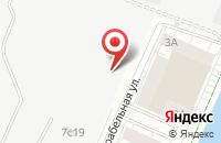 Схема проезда до компании Пск «Мега» в Москве