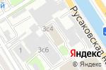 Схема проезда до компании Newdecking в Москве