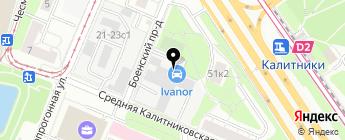 xenon-moscow.ru на карте Москвы