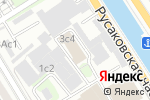 Схема проезда до компании Терра-Оптик в Москве