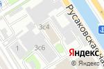 Схема проезда до компании Franco Frego в Москве