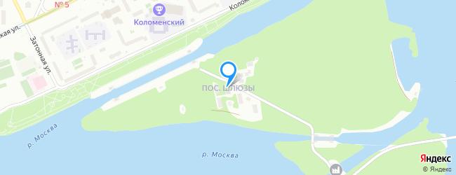 посёлок Шлюзы
