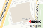 Схема проезда до компании СТ-Мед в Москве