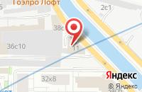 Схема проезда до компании Маркетсервис в Москве