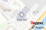 Схема проезда до компании Спецдревтехника в Москве