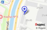 Схема проезда до компании ВЫСТАВОЧНАЯ КОМПАНИЯ СТАРАЯ КРЕПОСТЬ в Москве