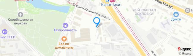 Карачаровская улица