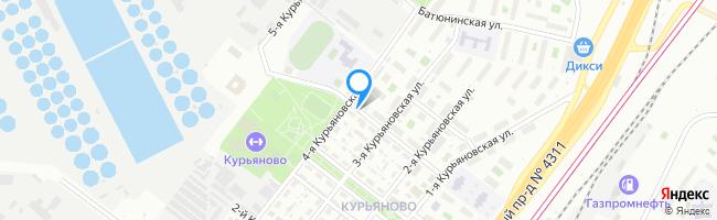 проезд Курьяновский 1-й