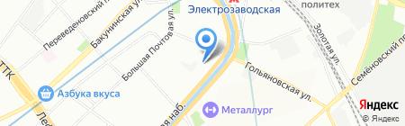 720 часов на карте Москвы