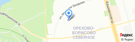 AddSpace на карте Москвы