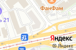 Схема проезда до компании Meze в Москве