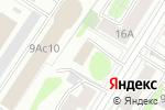 Схема проезда до компании ЭМС в Москве