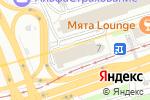 Схема проезда до компании Infocream.ru в Москве