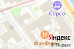 Схема проезда до компании БЛМ Синержи в Москве