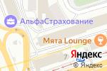 Схема проезда до компании Камчатка в Москве