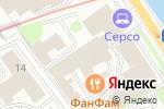 Схема проезда до компании Destino в Москве