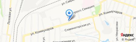 Всегда на карте Донецка