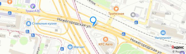 мцк Нижегородская