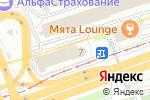 Схема проезда до компании ТЕКНОСАН в Москве
