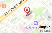 Схема проезда до компании Медиа Плаза в Москве