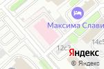 Схема проезда до компании Станция скорой и неотложной медицинской помощи им. Пучкова А.С. в Москве